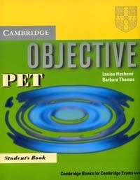 Objective: PET: Student`s Book