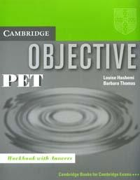Objective: PET: Workbook with Аnswers