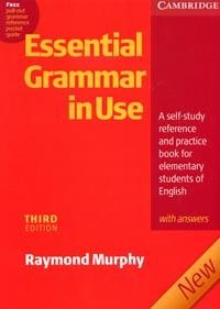 Essential Grammar in Use: A Self-study Reference and Practice Book for Elementary Students of English: With Answers + Pull-out Grammar Referernce Pocket Guide Ed. 3-d