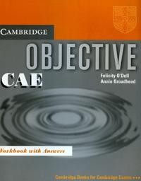 Objective: CAE: Workbook: With Answers