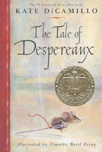 "The Tale of Despereaux: The Story of a Mouse, a Princess, Some Soup, and a Spoon of Thread + A Special Preview of New Novel ""The Miraculous Journey of Edward Tulane"""