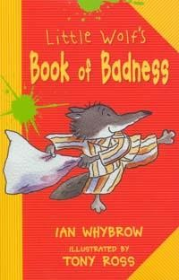 Little Wolf`s Book of Badness