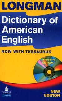 Dictionary of American English: Now with Thesaurus: New Edition  CD-Rom