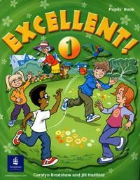 Excellent! 1: Pupils` Book: Green Street
