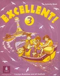 Excellent! 3: Activity Book: The Holiday Adventure