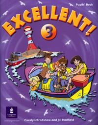 Excellent! 3: Pupils` Book: The Holiday Adventure