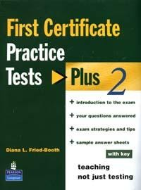 First Certificate Practice Tests: Plus: Book 2
