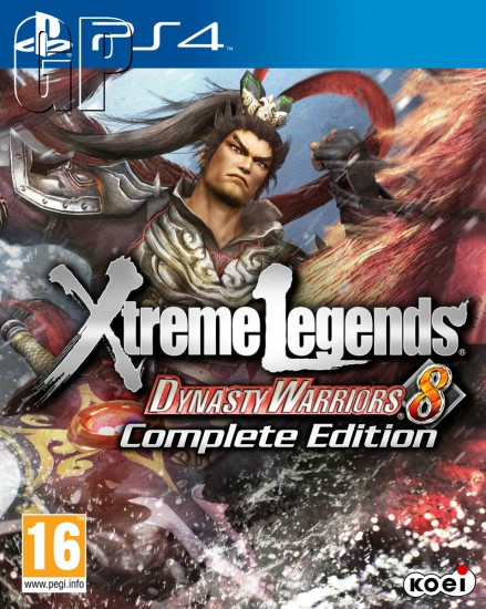 Dynasty Warriors 8: Xtreme Legends. Complete Edition (PS4)