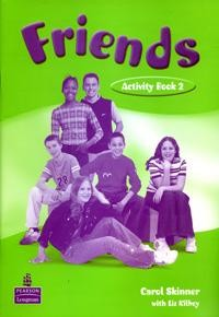 Friends: Activity: Book 2