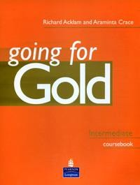Going for Gold: Intermediate: Coursebook