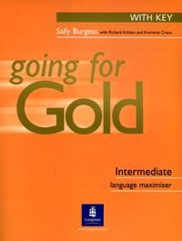 Going for Gold: Intermediate: Language Maximiser: With Key
