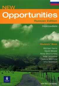 New Opportunities: Intermediate: Students`Book: Russian Edition