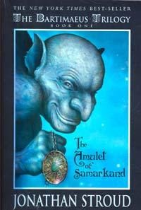 The Bartimaeus Trilogy: B. 1: The Amulet of Samarkand