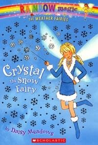 Crystal the Snow Fairy
