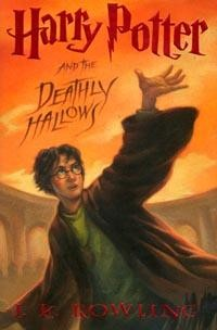 Harry Potter 7 and Deathly Hallows