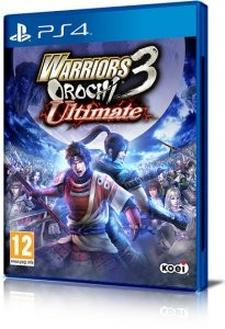 Warriors Orochi 3. Ultimate (PS4)