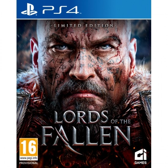 Lords of The Fallen. Limited Edition (PS4)
