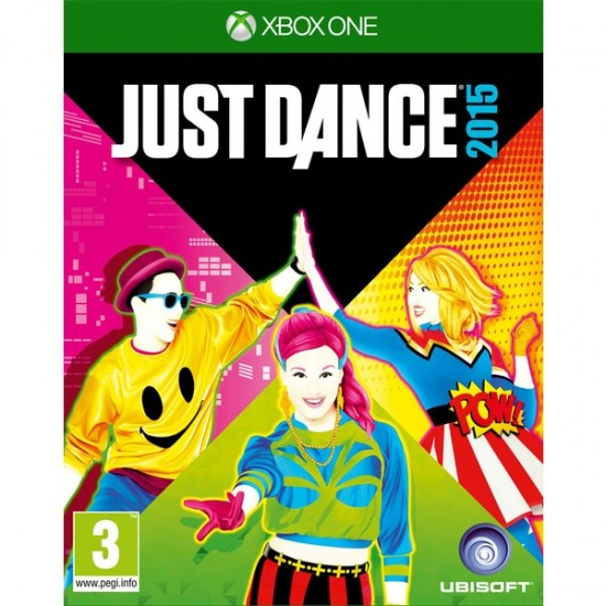 Just Dance 2015 (X-Box One)