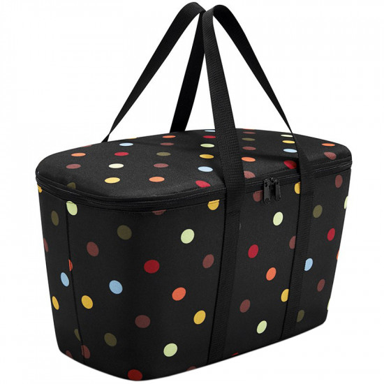 Термосумка «Coolerbag», dots