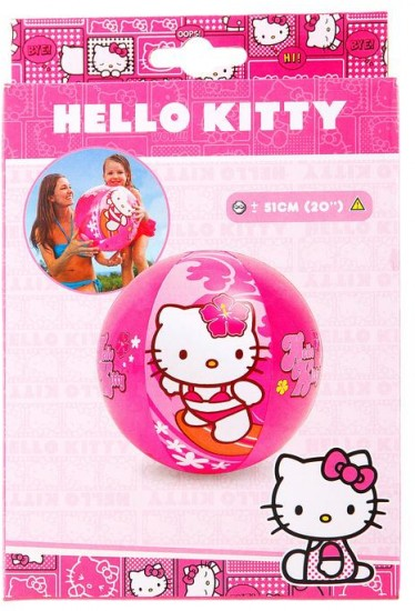 Мяч пляжный «Hello Kitty» (диаметр 51 см)
