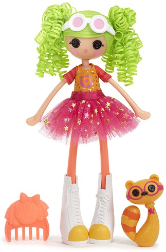 Кукла Lalaloopsy Girls «Супергерой»
