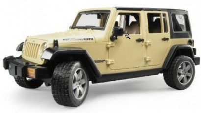 Внедорожник «Jeep Wrangler Unlimited Rubicon»