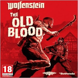Wolfenstein: The Old Blood (4 DVD)
