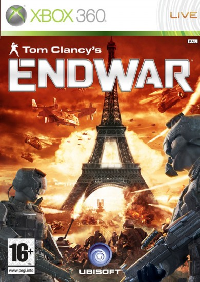 Tom Clancy's EndWar (Xbox One)
