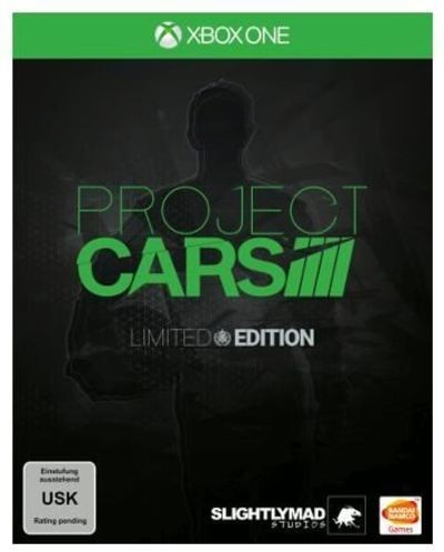 Project Cars. Limited Edition (Xbox One)