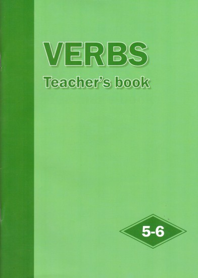 Verbs. Teacher's book
