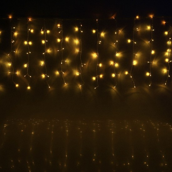 Гирлянда Luazon Занавес LED-1800-220V 2m-9m White 1080313
