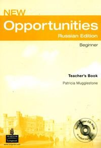 New Opportunities: Beginner + CD-Rom