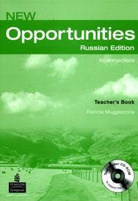 New Opportunities: Intermediate + CD-Rom