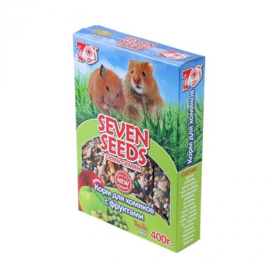Корм Seven Seeds с орехом 500g для хомяков
