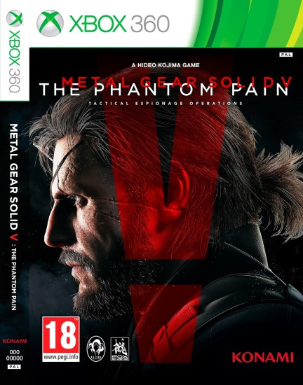 Metal Gear Solid V: The Phantom Pain (Xbox 360)