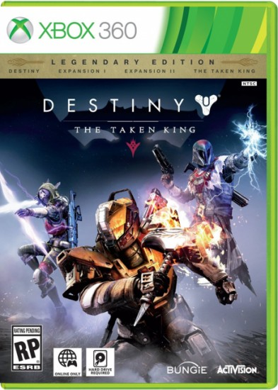 Destiny: The Taken King (Xbox 360)