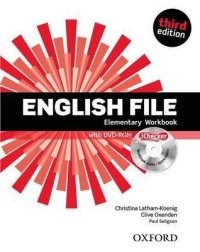 English File. Elementary. Workbook with Key and iChecker