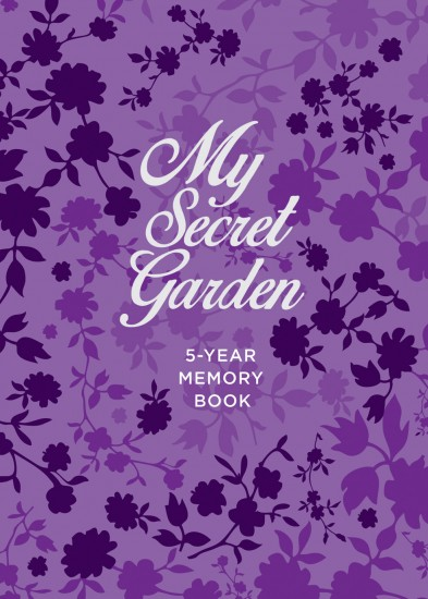 Пятибук. My Secret Garden. 5-Year Memory Book
