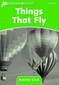 Things That Fly. Activity Book
