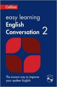 Collins Easy Learning English - Easy Learning English Conversation: Book 2