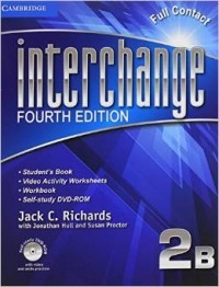 Interchange Level 2 Full Contact B
