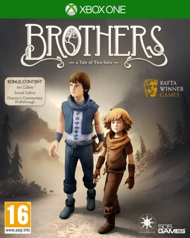 Brothers - A Tale of Two Sons (X-Box One)