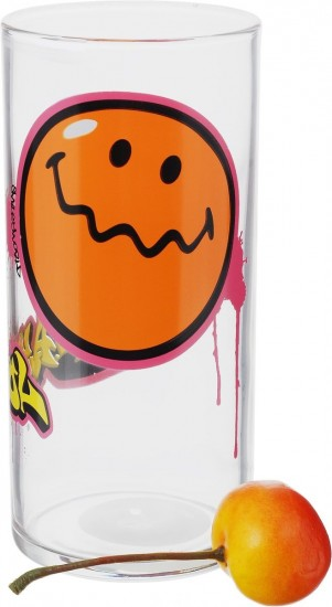 Стакан Smiley World Graffity Orange, 270 мл