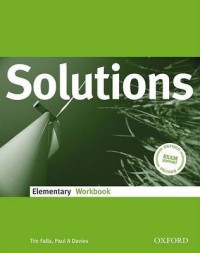 Solutions Elementary. Workbook