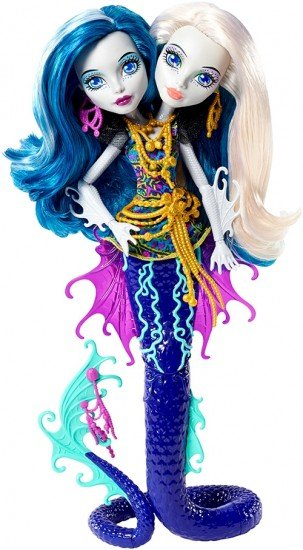 Кукла Monster High «Пери и Перл»