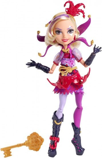 Кукла Ever After High «Кортли Джестер»