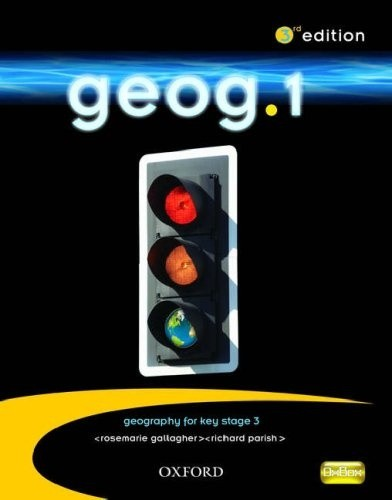 Geog.1. Students' Book