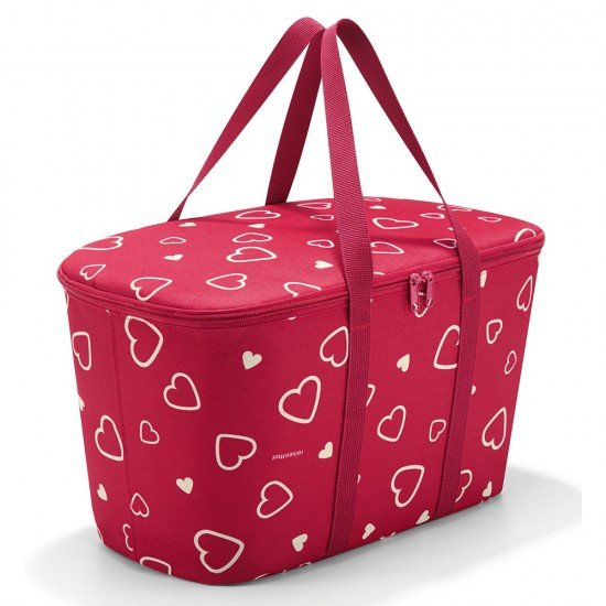 Термосумка «Coolerbag», hearts