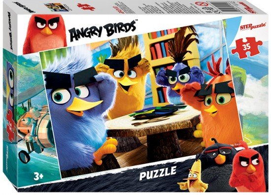 Пазл «Angry Birds» 35 элементов