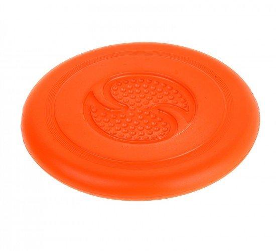 Игрушка Doglike Тарелка летающая средняя Orange